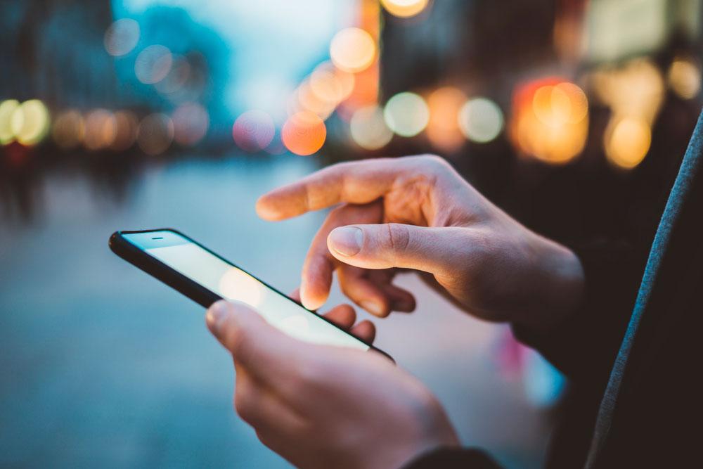 Varsling til smarttelefon
