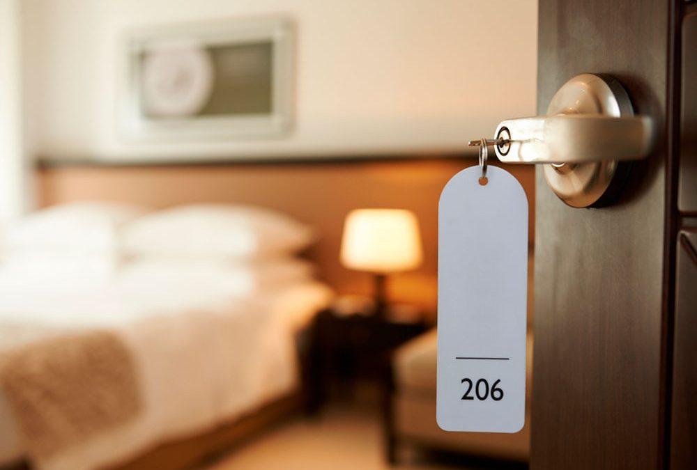 Brannvarsling på hotell / overnattingssted