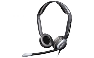 SENNHEISER CC 540 hodetelefon m. mikrofon